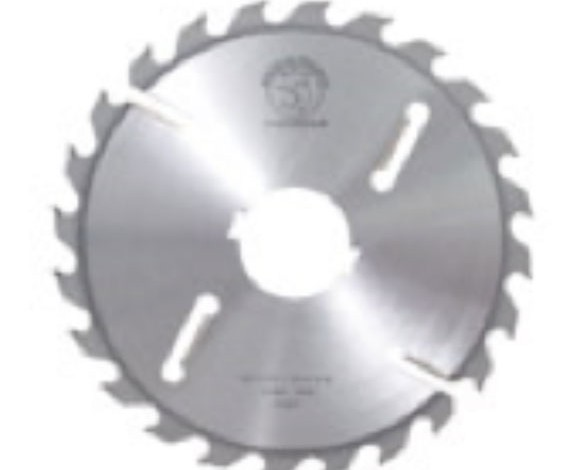 Sierras circulares con metal duro