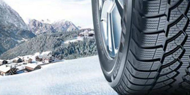 Neumáticos de invierno y All Seasons