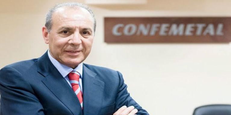 José Miguel Guerrero, reelegido presidente de Confemetal.