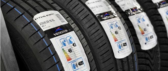Una nueva etiqueta de neumáticos verá la luz a partir de mayo de 2021